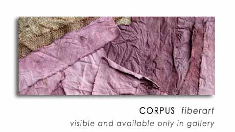 CORPUS fiberart