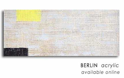 BERLIN  acrylic