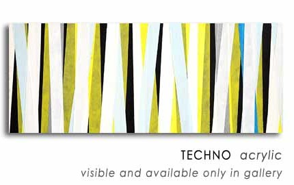 TECHNO  acrylic